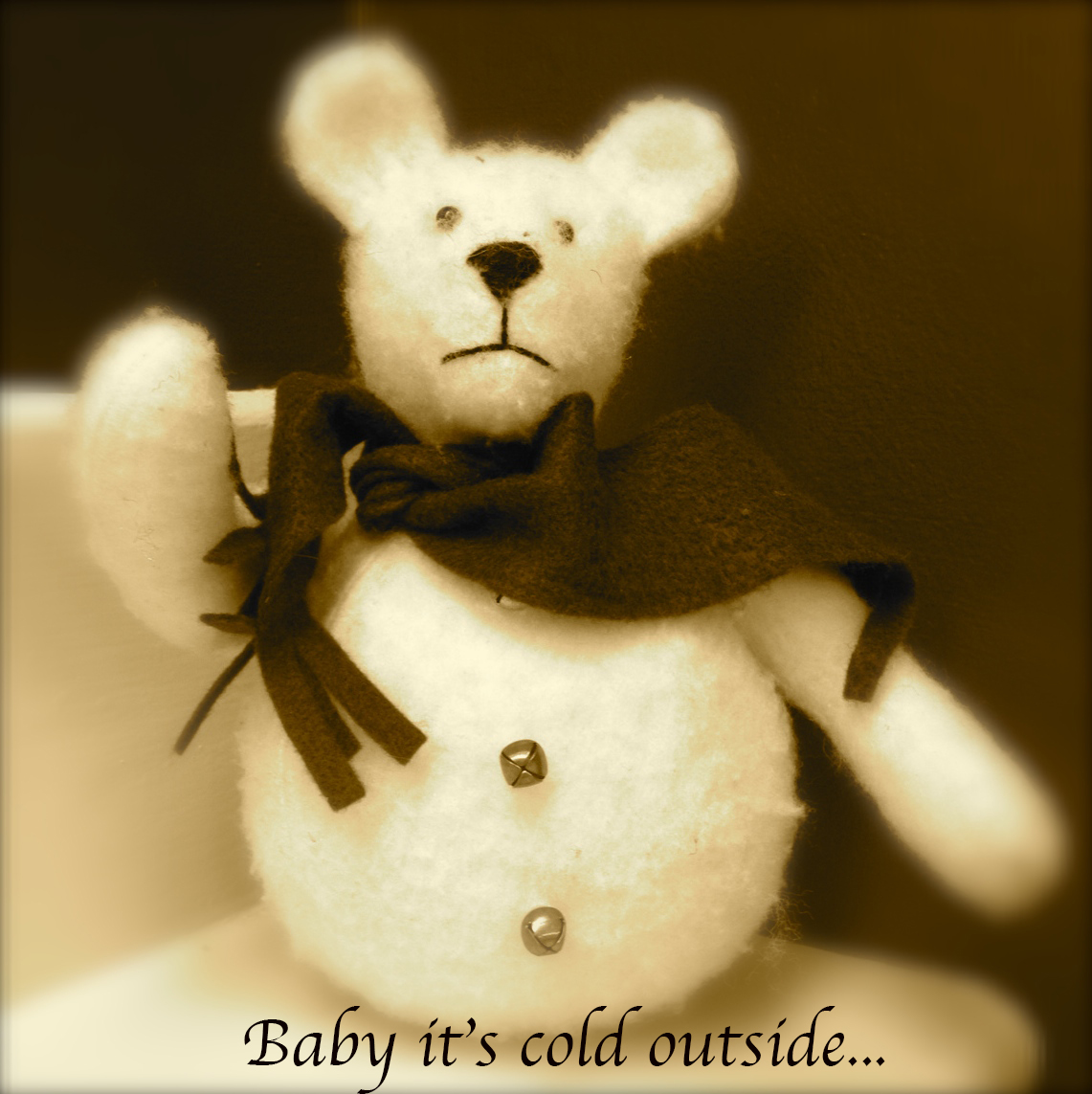 Baby It's Cold Outside/Christmas 2015