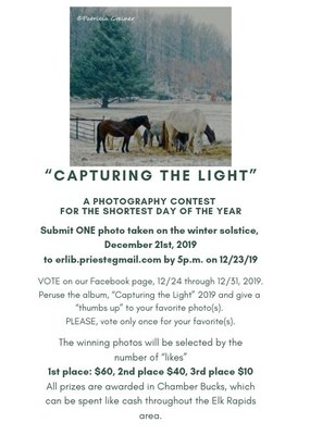 Capturing the Light: A Photography Contest for the Winter Solstice