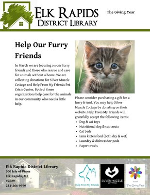 Help Our Furry Friends