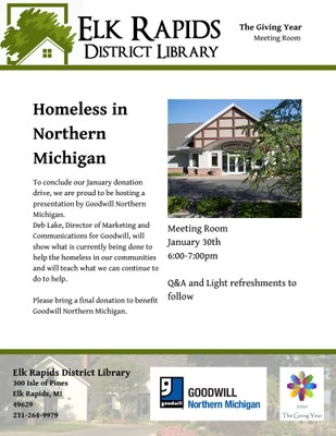 Homeless in Northern Michigan