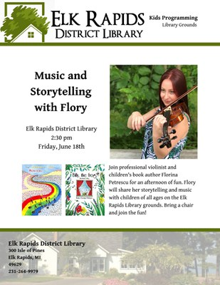 Music and Storytelling with Flory