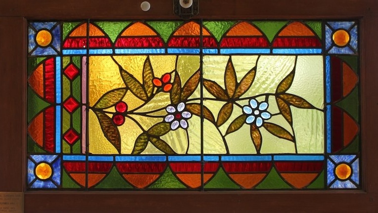 original stained glass